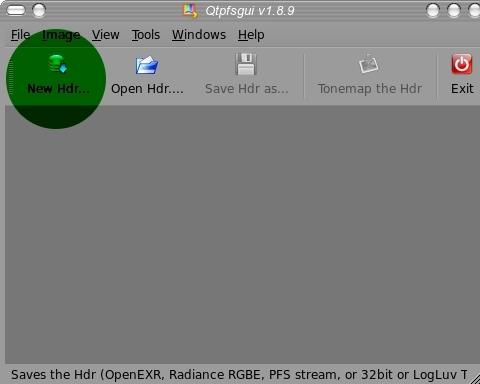 Creación de imágenes HDR con Software Libre.